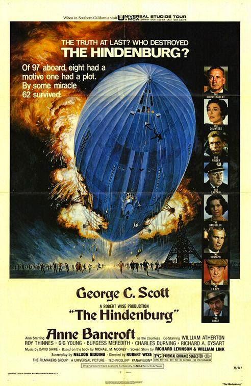 The Hindenburg [1975] [BBRip] [Subtitulada]