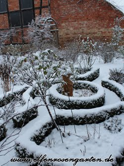 Winter im Elfenrosengarten
