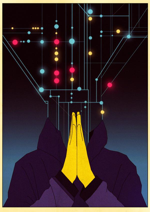 Doctor Ojiplático. Kilian Eng. Various Work. Ilustración | Illustration. Sci-Fi