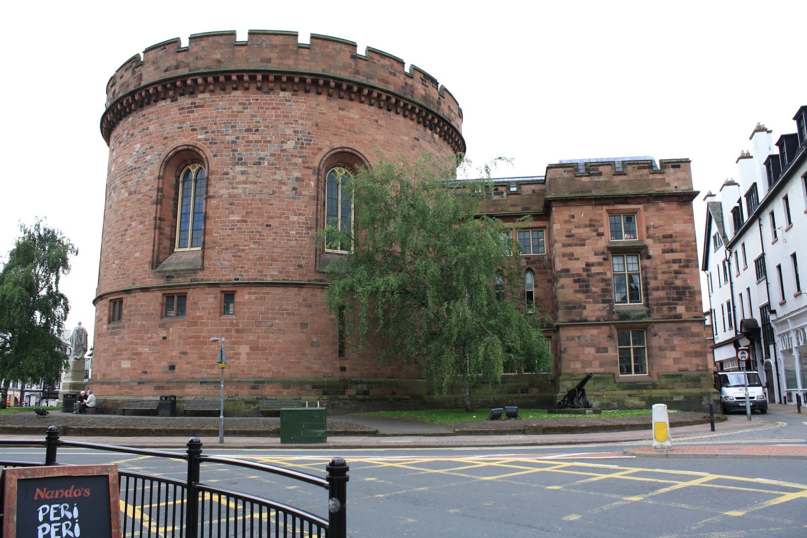 Half of The Citadel, Carlisle
