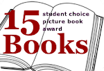 15 books button