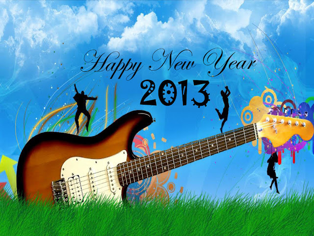 free new year 2013 powerpoint backgrounds 08