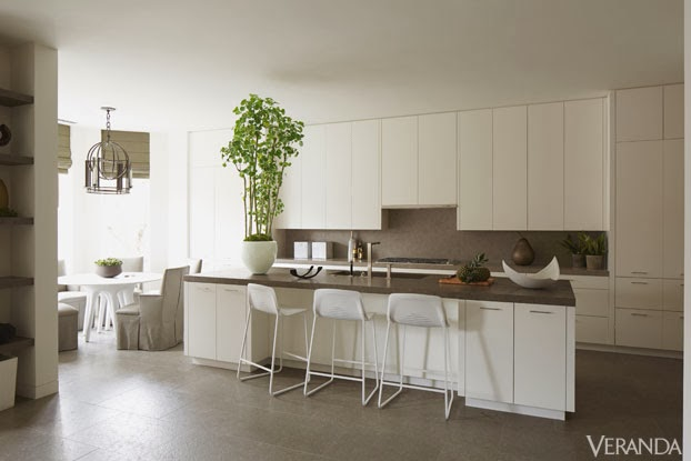amenajari, interioare, decoratiuni, decor, design interior, culori neutre, contemporan, elegant, apartament, bucatarie