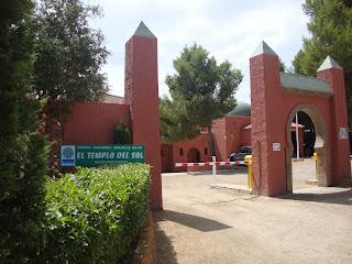 El Templo del Sol - Naturist Camping - L'Hospitalet de L'Infant