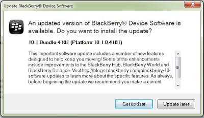 Update OS