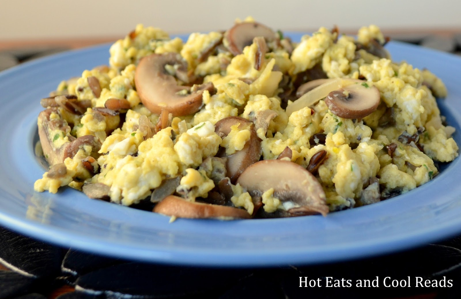 Hot Eats and Cool Reads: 40 Delicious and Creative Wild Rice Recipes