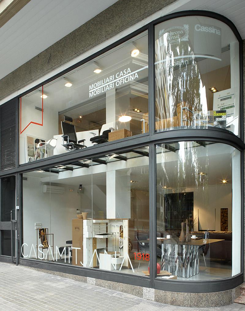 Casamitjana Abre Su Primer Showroom En Barcelona Dise O De Interiores En Casa