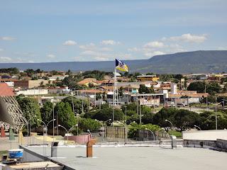 Praça Feijó de Sá atual.