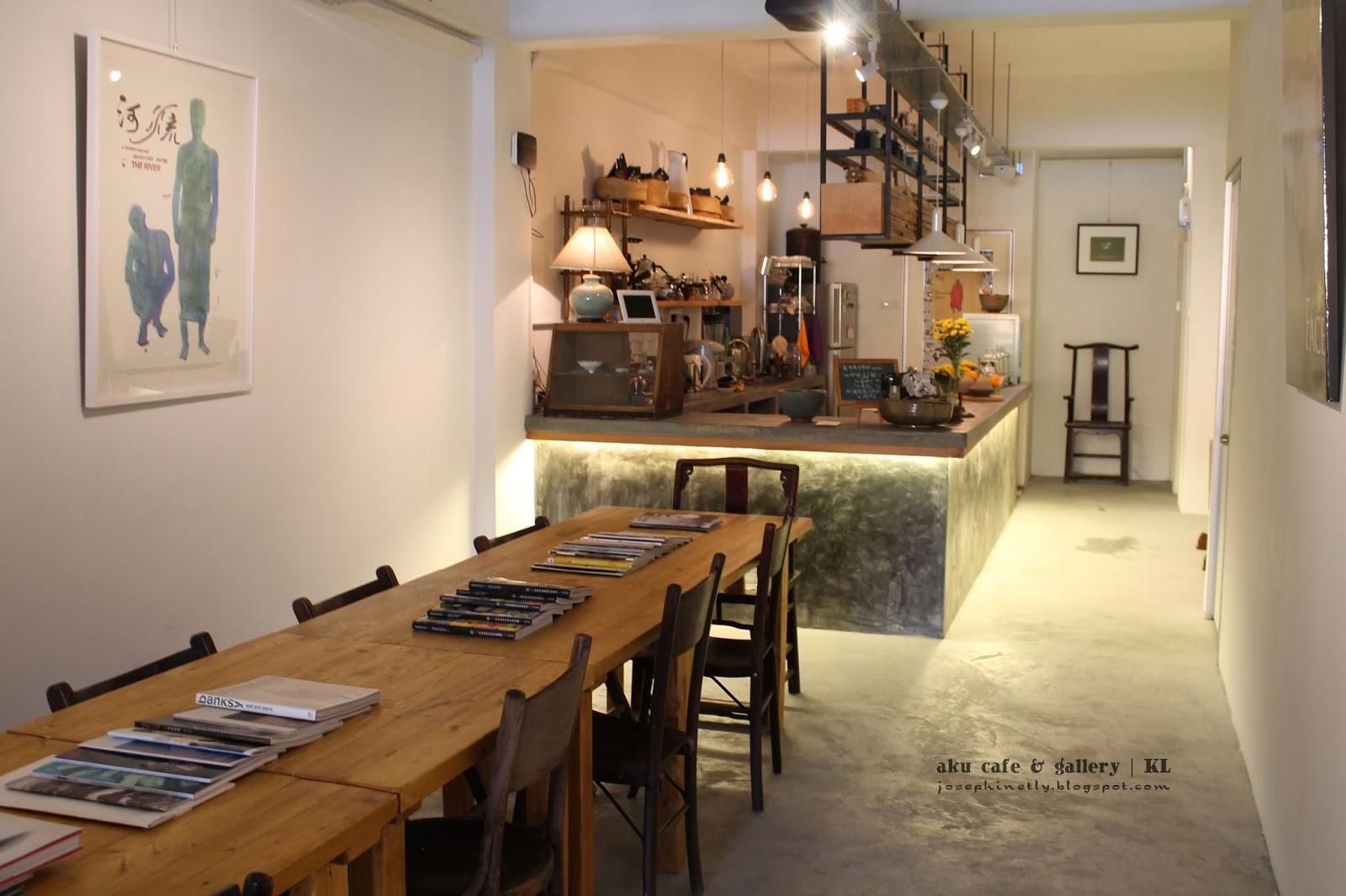 Aku Cafe and Gallery