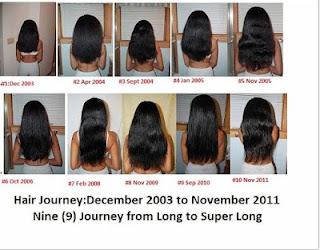 cheveux boucl s qui a dit que les cheveux afro ne pouvaient pas pousser en longueur. Black Bedroom Furniture Sets. Home Design Ideas