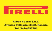 Representante Pirelli en Rosario