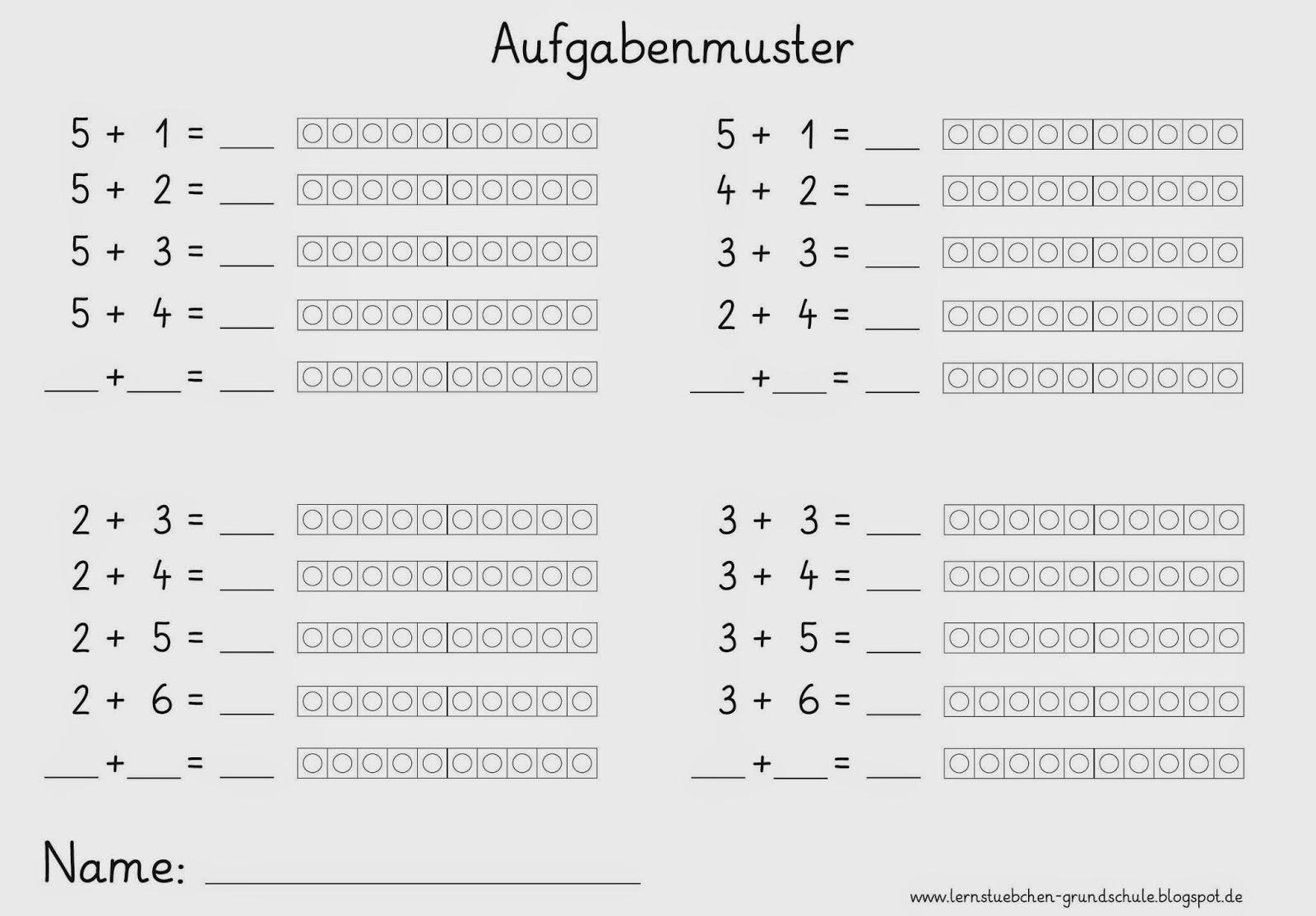 Unique Arbeitsblatt Auf Muster Für Klasse 2 Inspiration ...