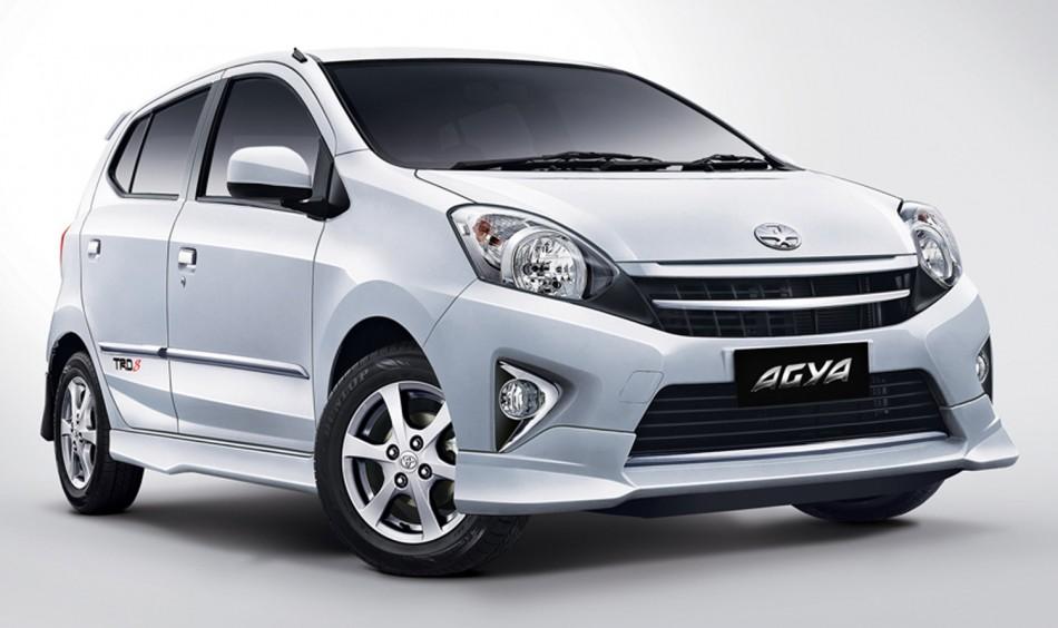 Toyota Agya Tipe E M/T