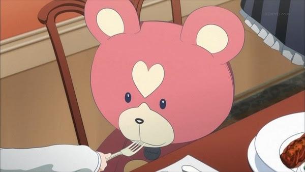 食うために生きる熊