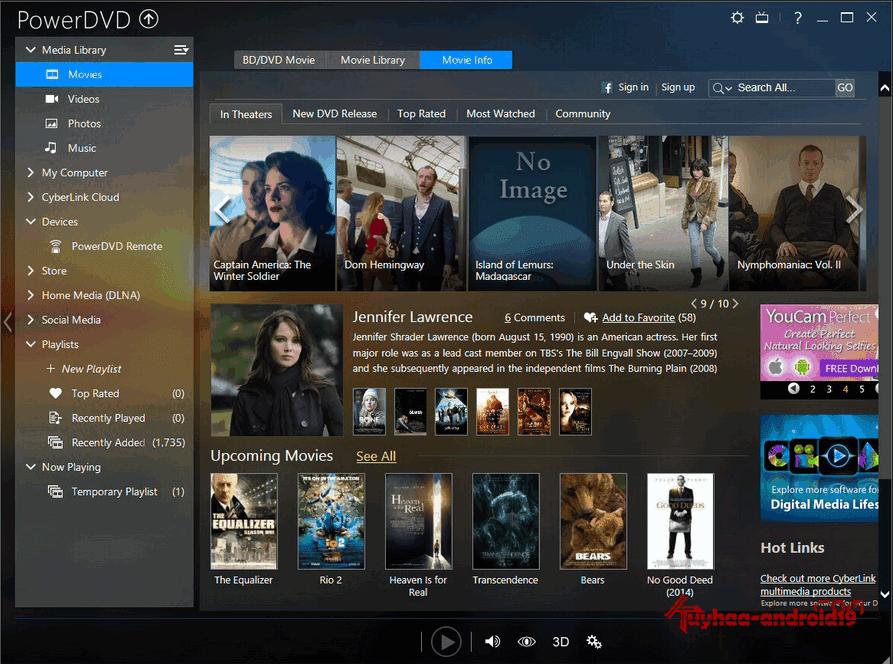 Cyberlink powerdvd 10 ultra 3d русская версия скачать бесплатно.
