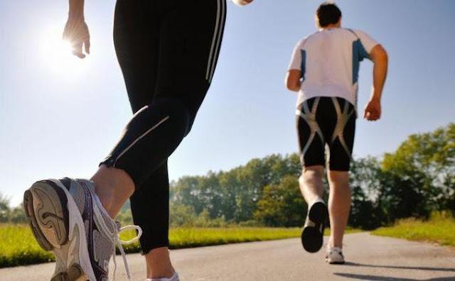 Pola Hidup Sehat dengan Berolahraga