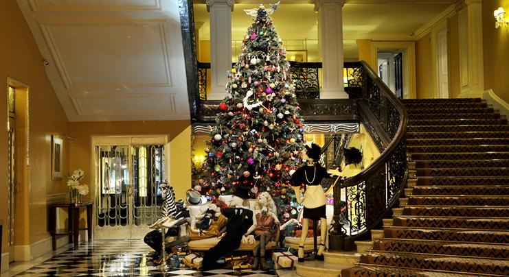Luxury Christmas Tree Decorations Uk