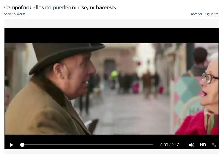 Campofrío y su anuncio: LA VERDAD