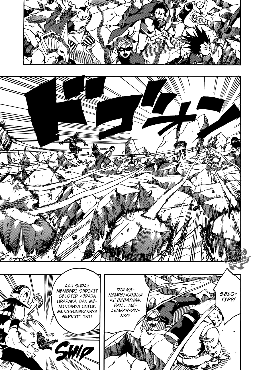 Boku no Hero Academia Chapter 107-16
