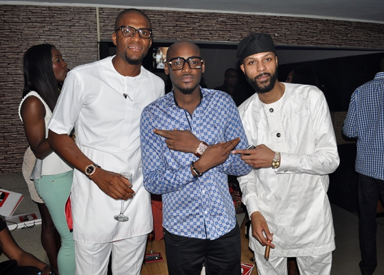 ..............05 2Face Idibia End Of The Year Party Photos (Pre Xmas Event)