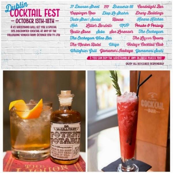 Dublin Cocktail Fest 2014