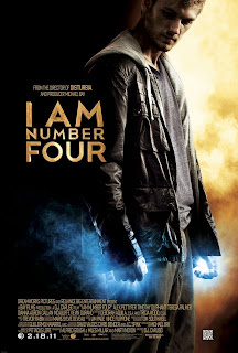 Watch I Am Number Four [Alex Pettyfer] Online | I Am Number Four [Alex Pettyfer] Poster