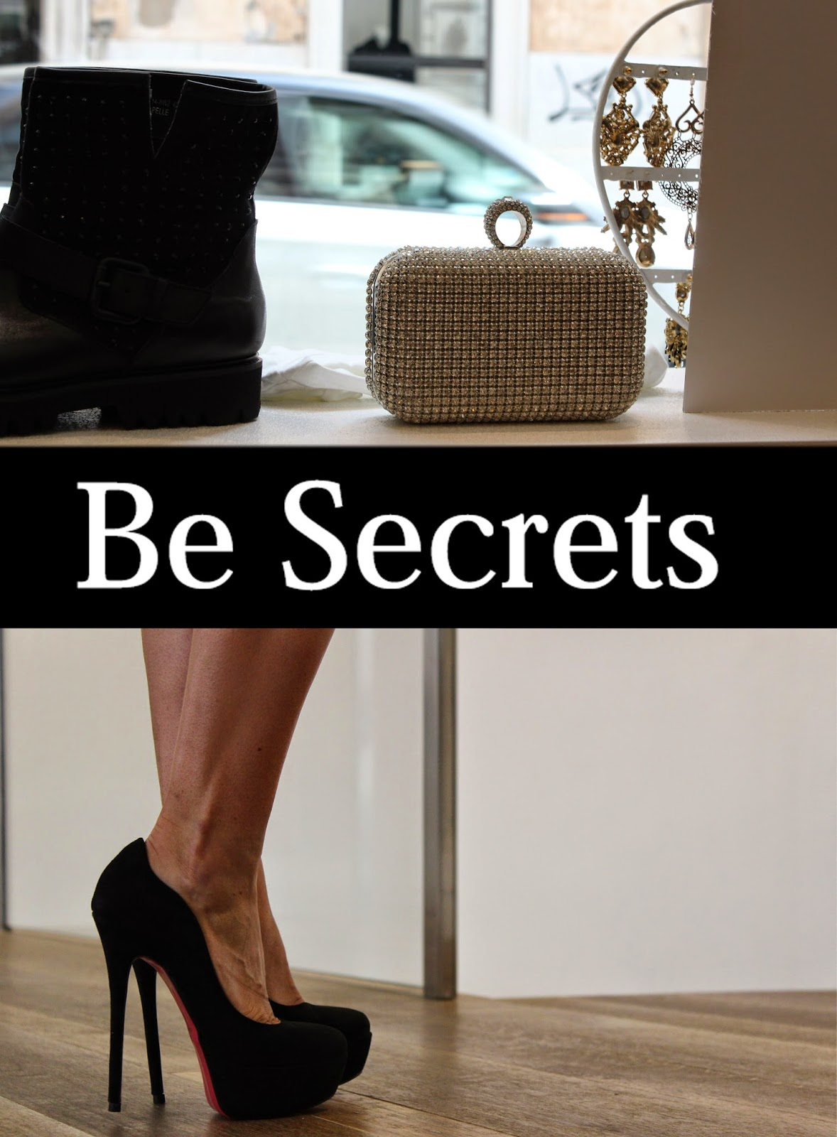 Eniwhere Fashion e Be Secrets - longuette ecopelle