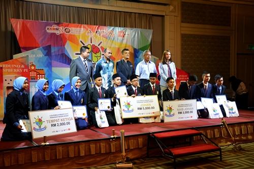 Majlis Liga Remaja Kreatif 2015 Peringkat Zon Utara SMK Jerlun