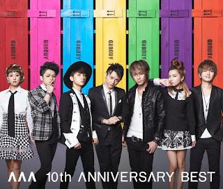 AAA 10th ANNIVERSARY BEST - AAA