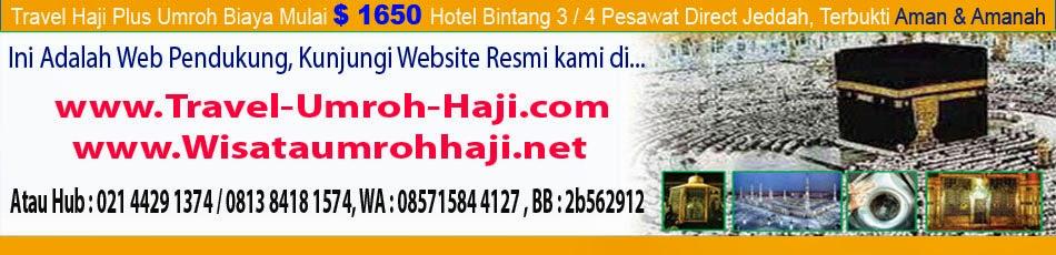 Travel Umroh Haji Plus DC | Biaya Paket Umroh Murah