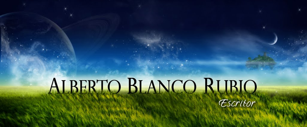 Alberto Blanco Rubio