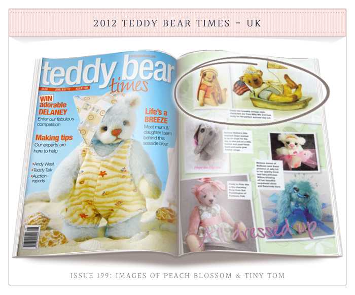 Teddy Bear Times 2012