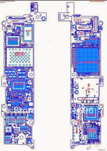 Iphone 5 Schematics Diagram Electrical Drawing Wiring Diagram
