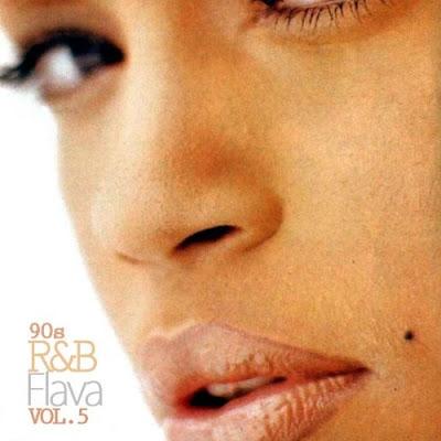 DJ Edy K - 90s R&B Flava Vol 5