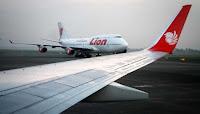 Mang Yono Naik Pesawat Lion Air Kembar