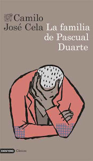 La familia de Pascual Duarte portada de Destino