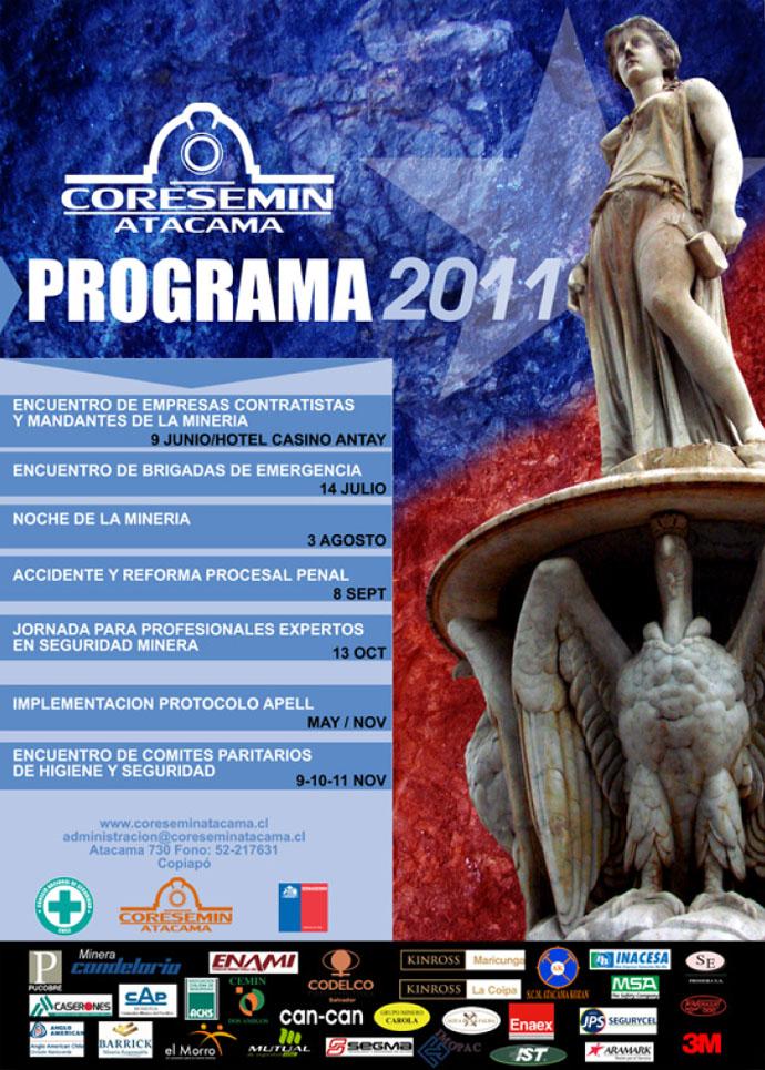 PREVENCIÓN DE RIESGOS 2011
