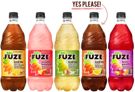 fuze strawberry lemonade