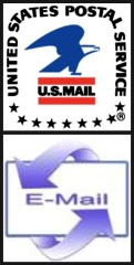 Mailing and Email - Contact