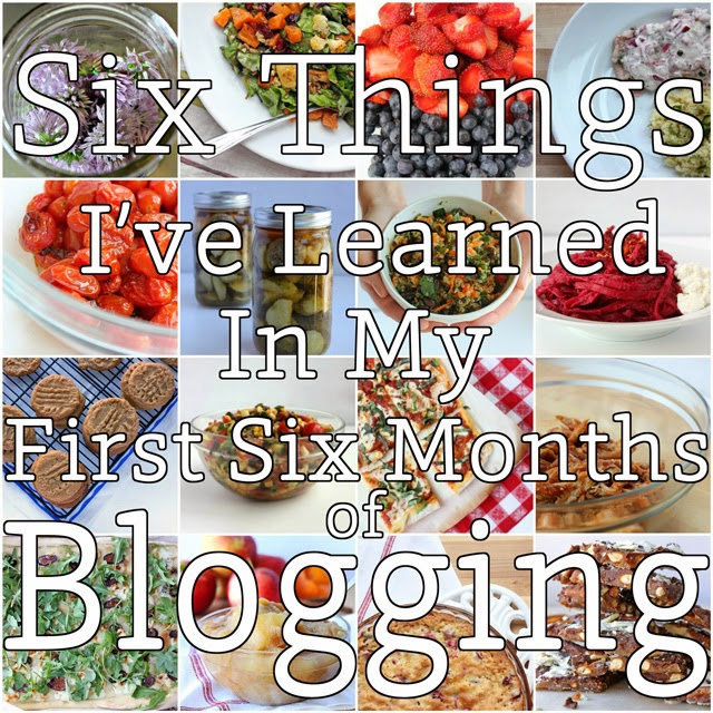 Lessons, Tips & Tricks I've Learned in My First Six Months of Blogging | This Grand Adventure - www.chelsa-bea.com