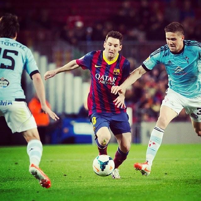 Celta Vigo Vs Barcelona Pred: FC Barcelona Vs Celta Vigo 2014