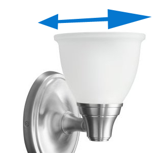 Lighting manufacturers responded to this law by creating less intrusive fixtures. accessible home design ADA ADA Requirements ...  sc 1 st  Universal Design for Accessible Homes & What is ADA Compliant Mean for Light Fixtures? - Universal Design ...