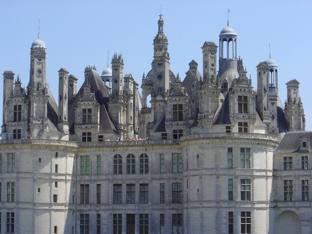 Bavardess renaissance architecture france 1 england 0 for Architecture francaise