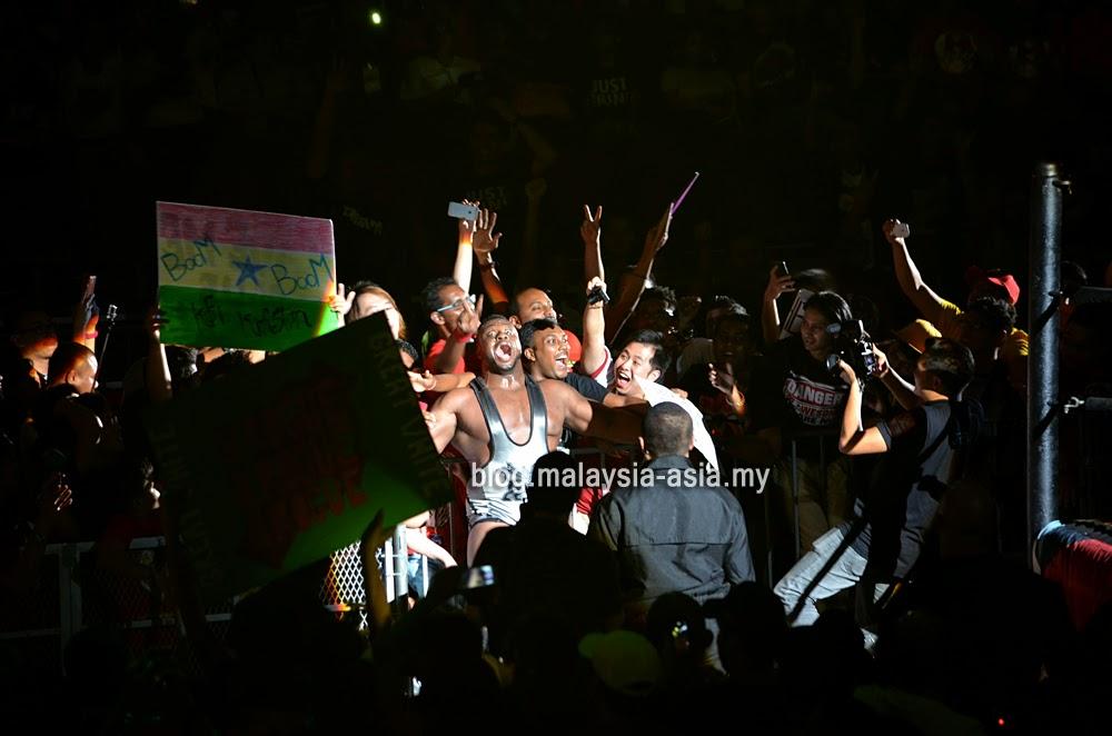 Big E WWE Malaysia