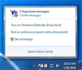 WINDOWS 7 SECURITY ESSENTIAL