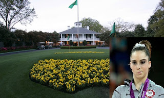 McKayla Muroney Unimpressed wtih Augusta National