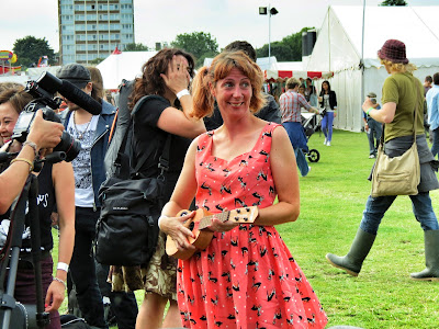 1234 Shoreditch Mystery from The Pukes Ukulele tent