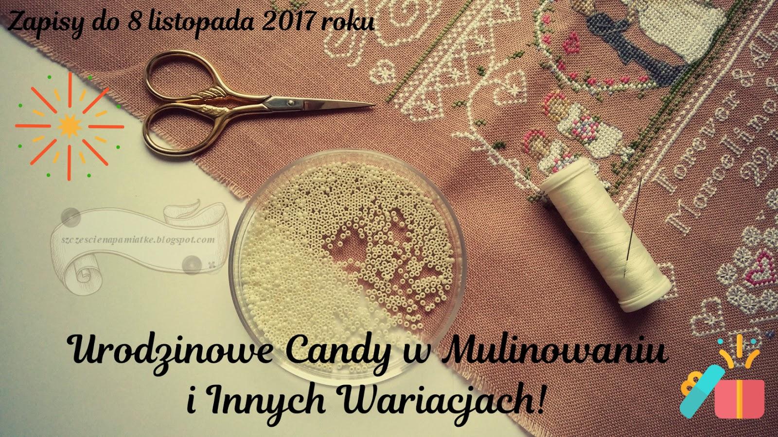 Candy w Mulinowaniu i innych wariactwach