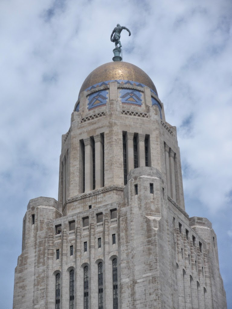 Liberty Or Death The Nebraska State Capitol