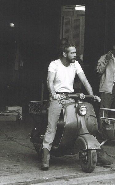 Torontothree Classic Style Icon Paul Newman